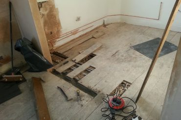 Floor Boards Repair