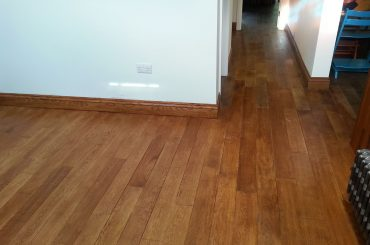 Engineered Flooring Installation