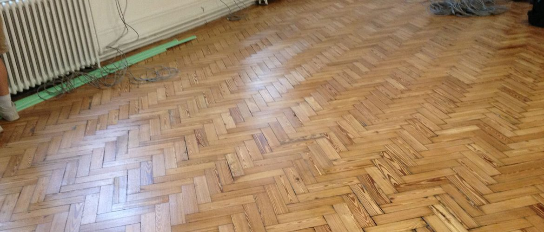 Dustless Floor Sanding