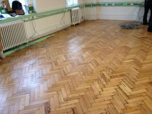 Dustless Floor Sanding
