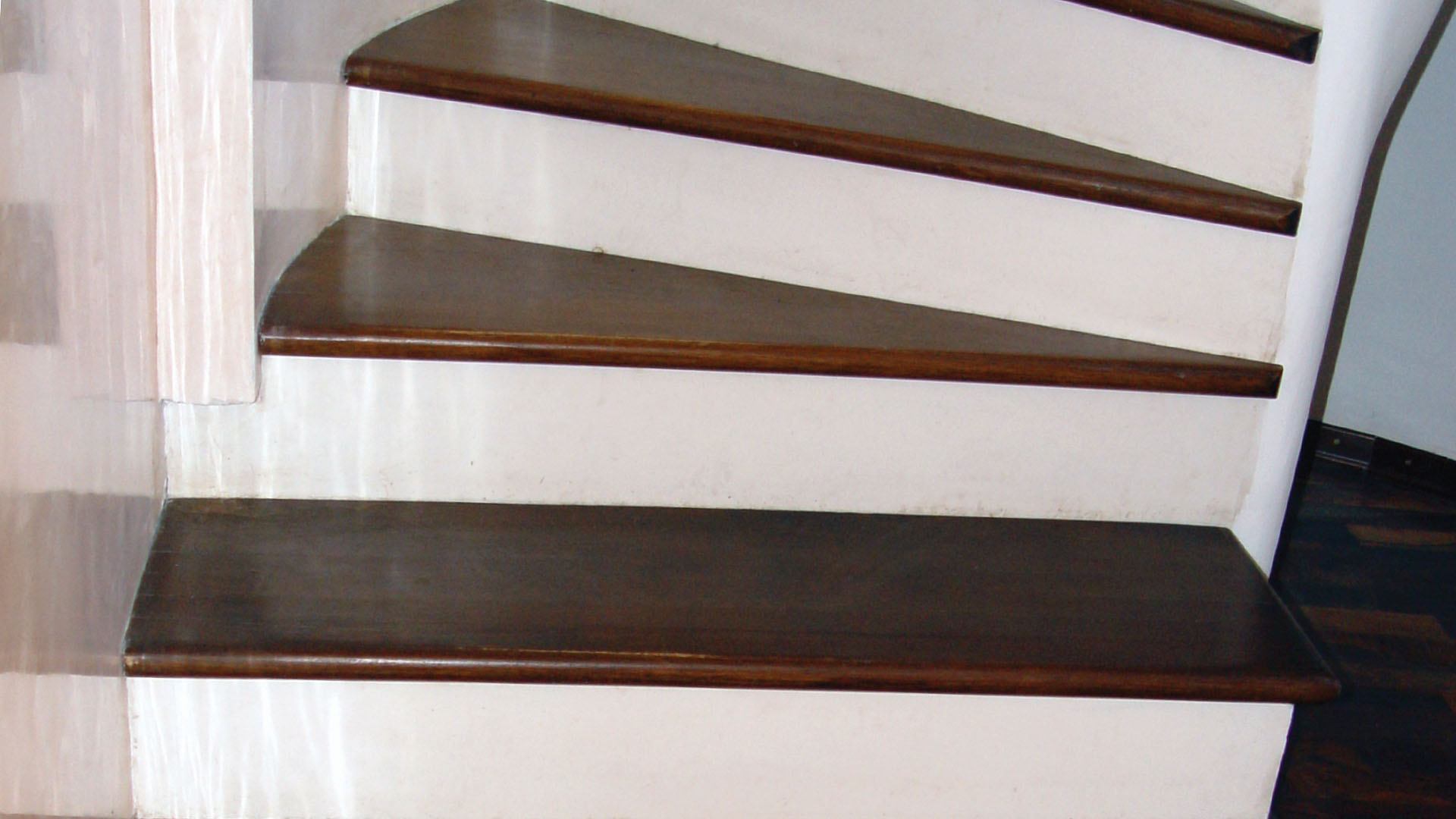 Solid Wood Steps
