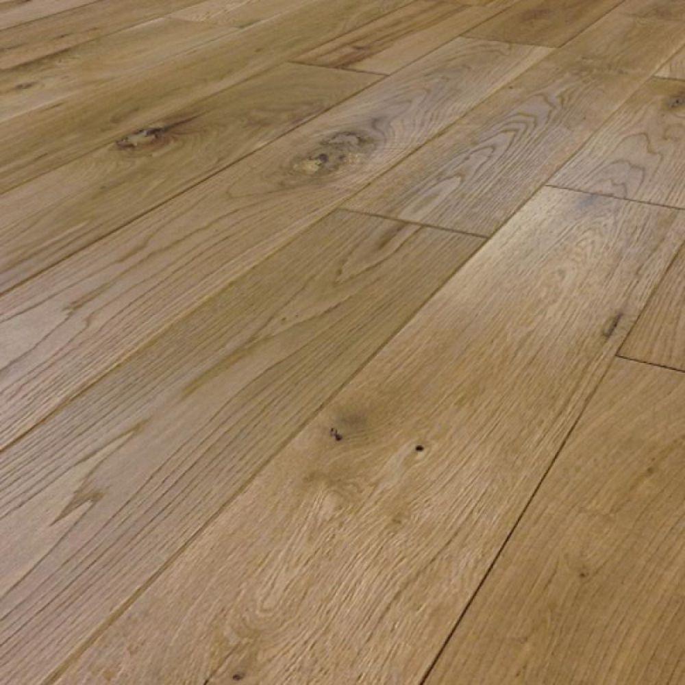 Engineered European Oak Flooring Oiled Rustic 160mm Wide