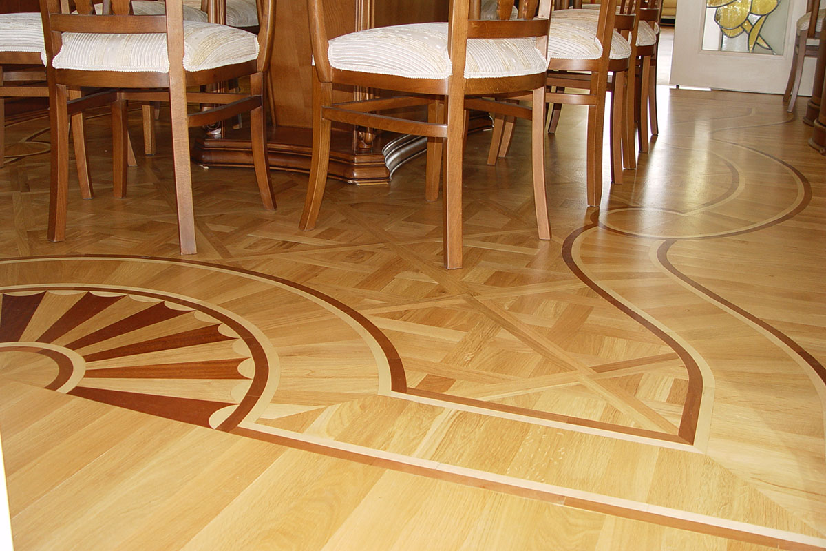 When you install wooden flooring you invest in