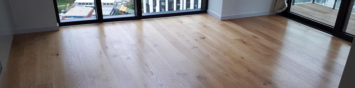 Sanding Engineered Wood Floors